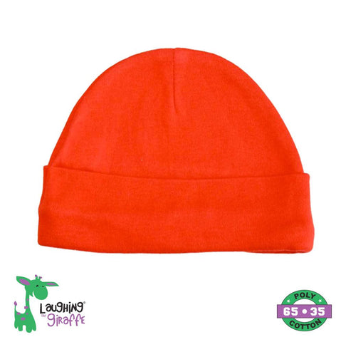 Baby Beanie Hat - Bright Colors