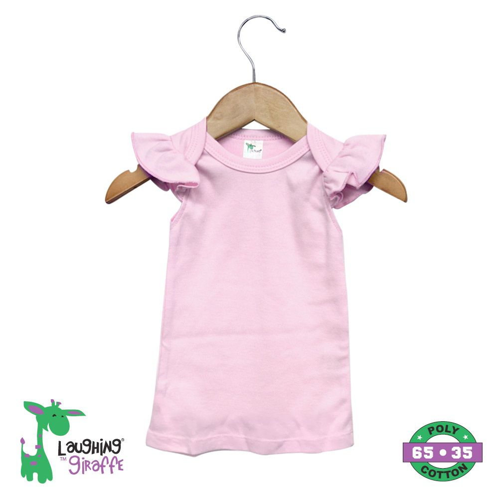 Toddler Flutter Angel T-Shirt - Pastels