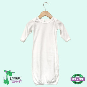 Baby White Sleep Gown
