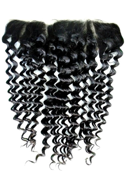 Brazilian Deep Wave Lace Frontal