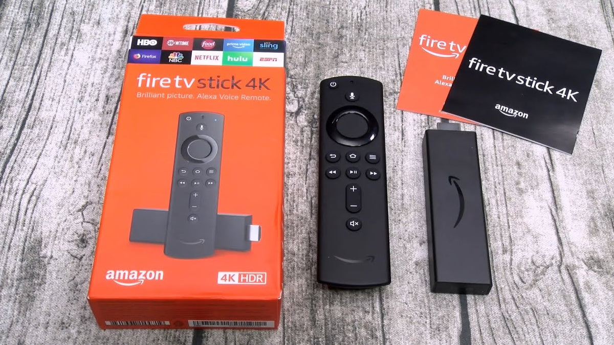Fire TV Stick + Streaming Plan