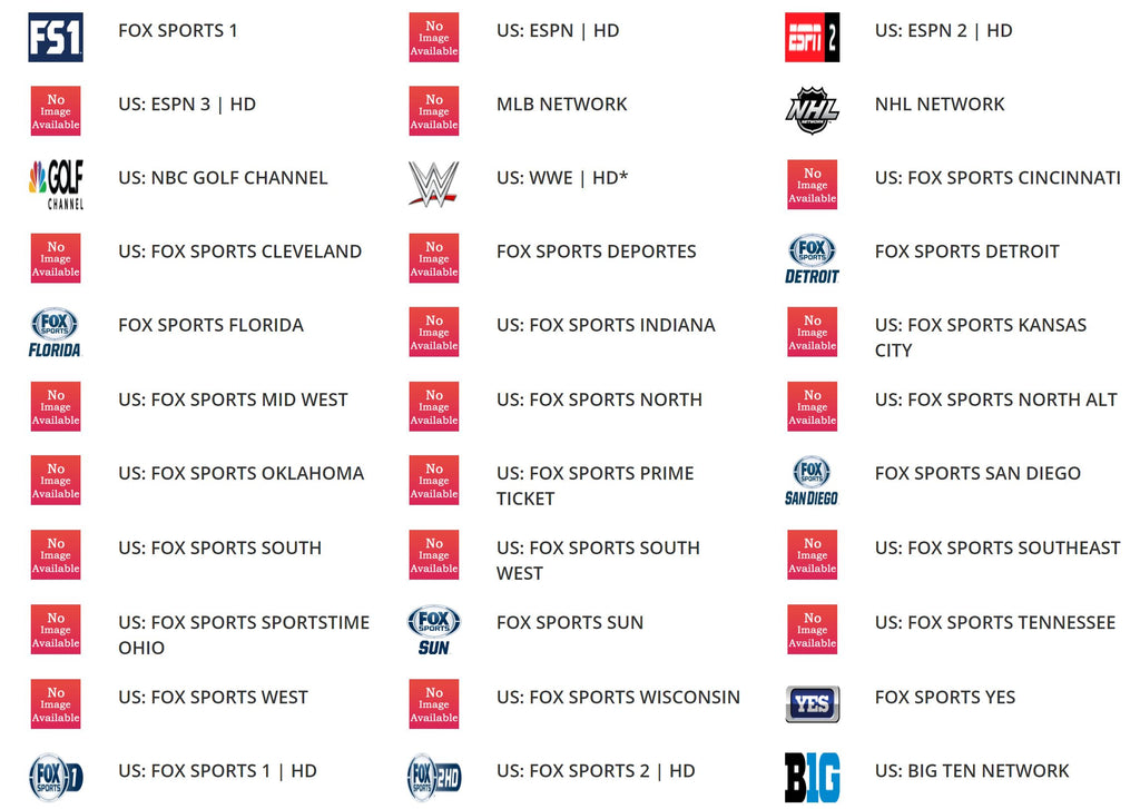 Sports Networks