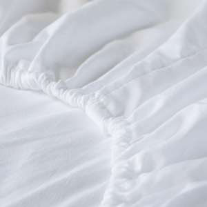 Vanilla Bean Fitted Sheet