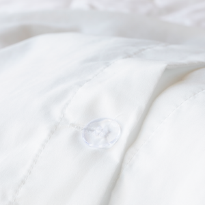 Almond (Ivory) Duvet Cover Set