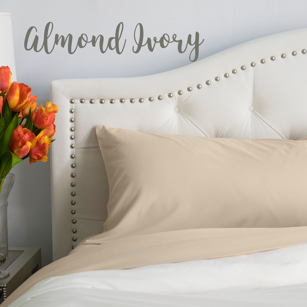 Almond (Ivory) Sheet Set