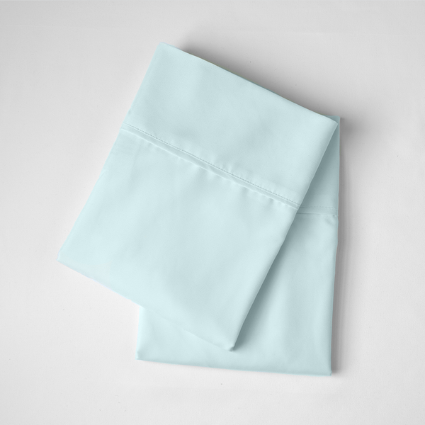 Load image into Gallery viewer, Beach Blue (Aqua) Pillowcase Set