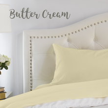 Load image into Gallery viewer, Butter Cream Sheet Set