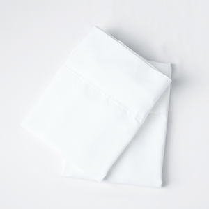Classic White Pillowcase Set