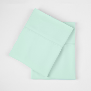 Mint Julep Pillowcase Set