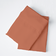 Load image into Gallery viewer, Pumpkin Spice Pillowcase Set