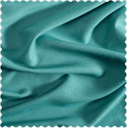 THE REAL TEAL - A cool, rich, greenish jade with no blue undertones
