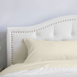 Vanilla Bean Pillowcase Set