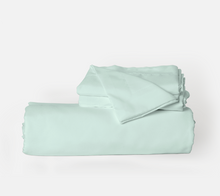 Load image into Gallery viewer, Mint Julep Duvet Cover Set