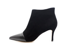 Leona Suede Ankle Boots