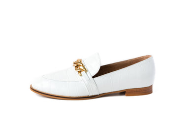 Lux Loafer White