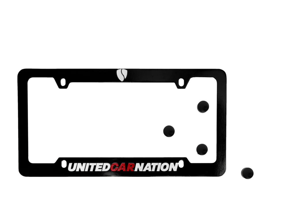 UCN License Plate Frames