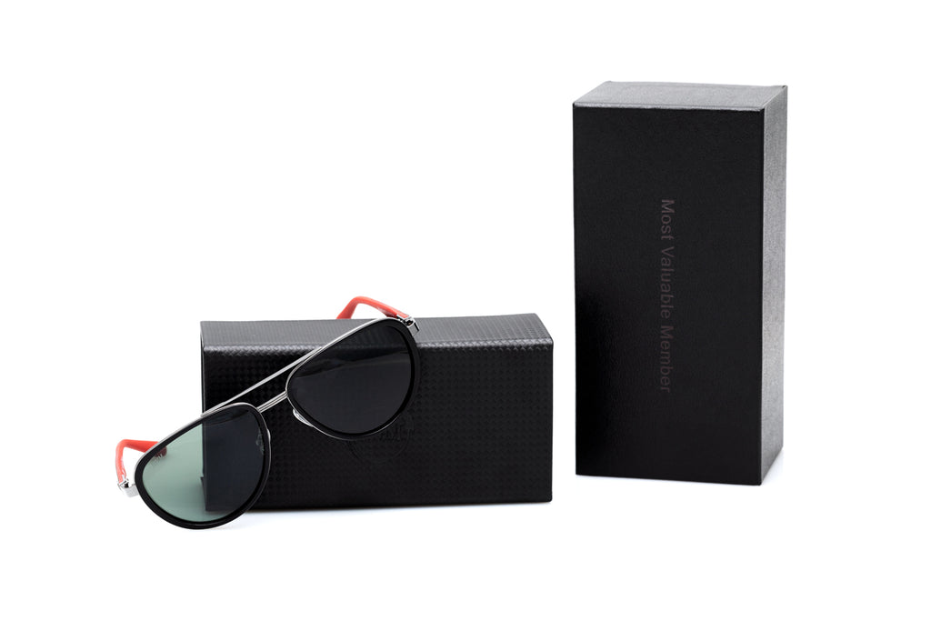 MVM Sunglasses - Red