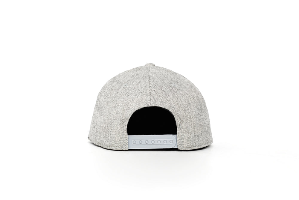 Hercules Hat - Heather Grey/Charcoal