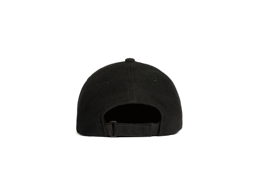 Apollo Hat - Black/White