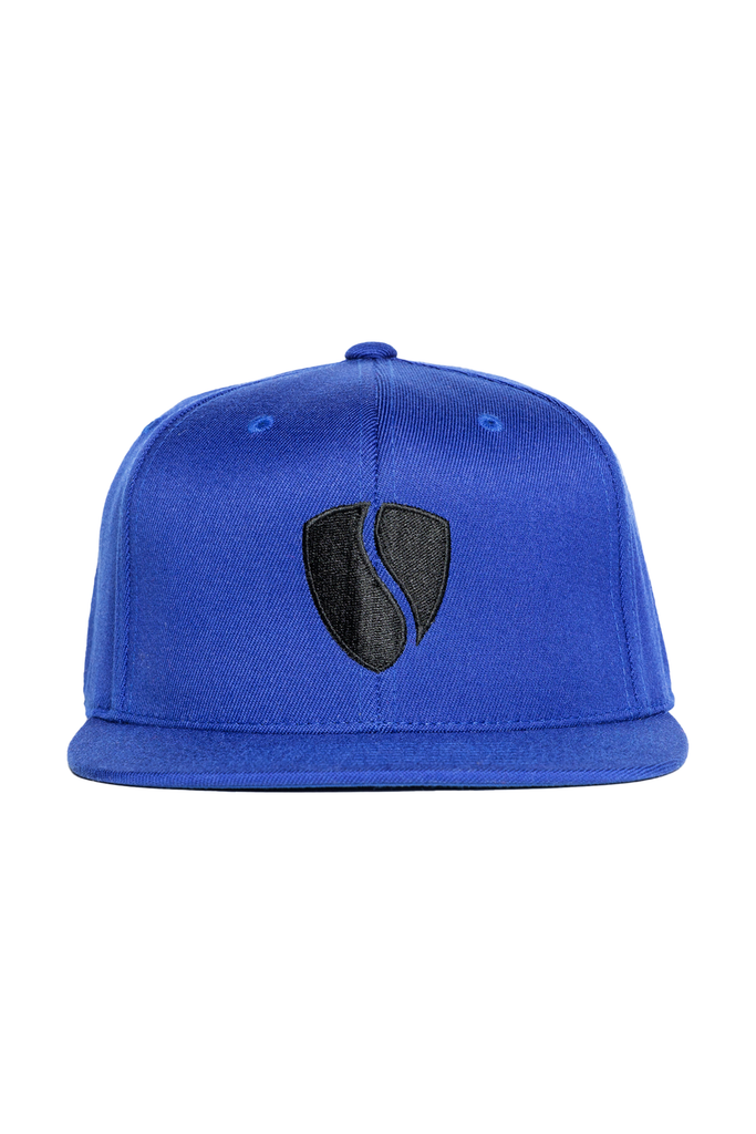 Hercules Hat - Blue/Black