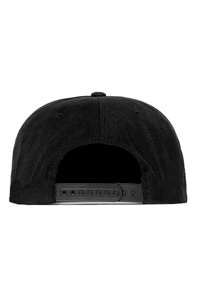 Hercules Hat - Black/White
