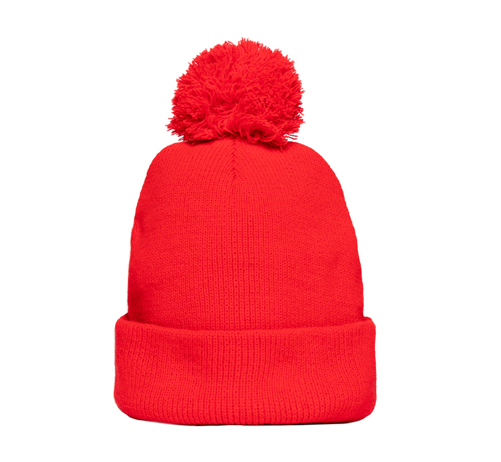 _SVIPE Beanie - Red/White