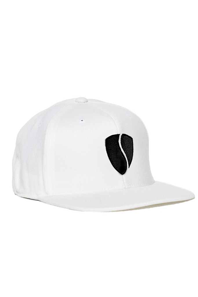 Hercules Hat - White/Black