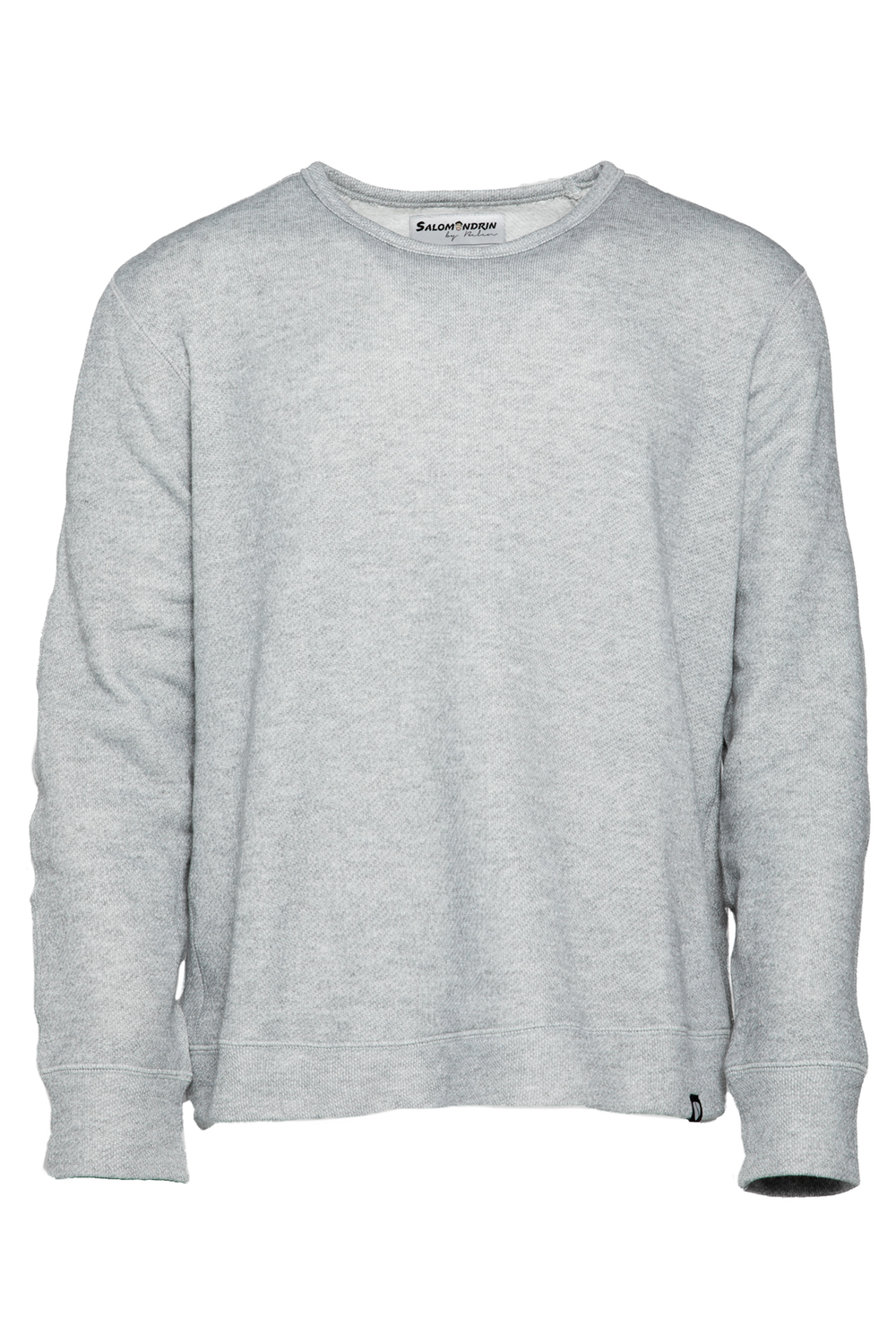 Michael Crew Neck - Heather Grey