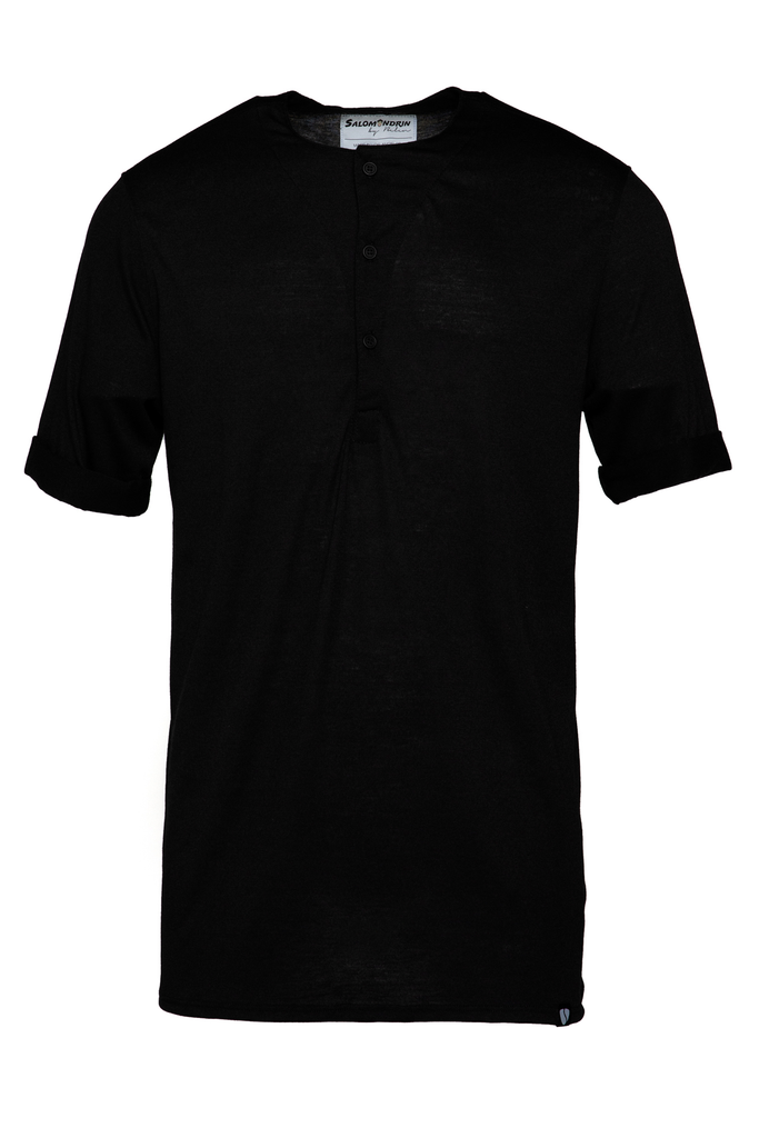 Palm Springs T-Shirt - Black
