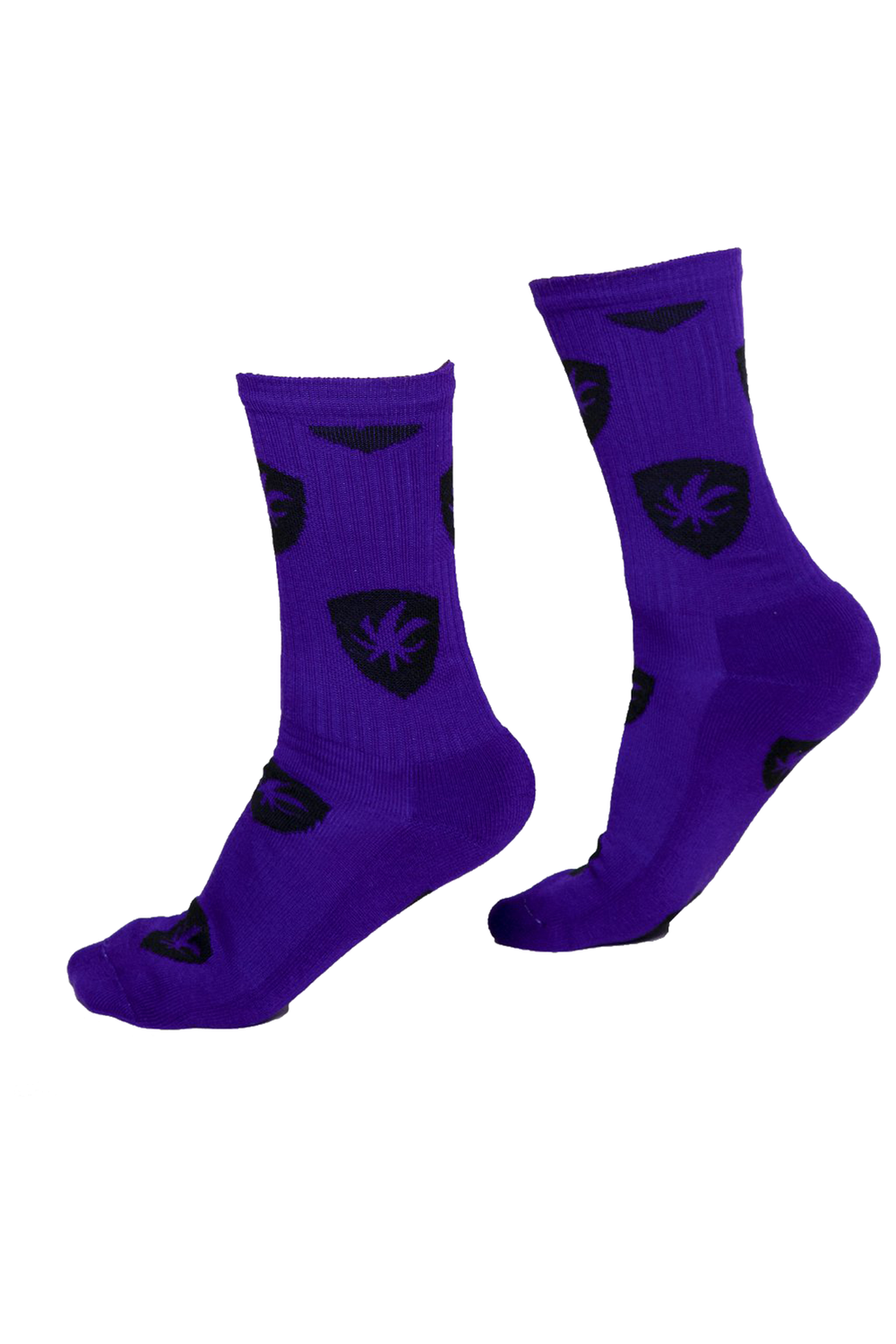 _SVIPE Plant Socks - Purple