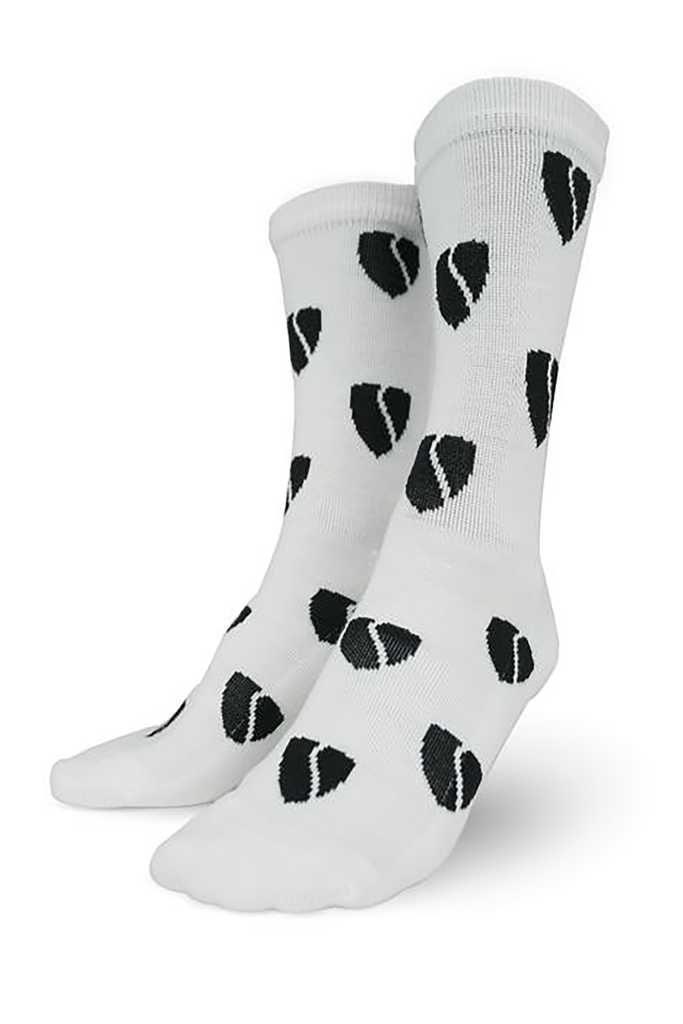 _SVIPE Socks - White / Black
