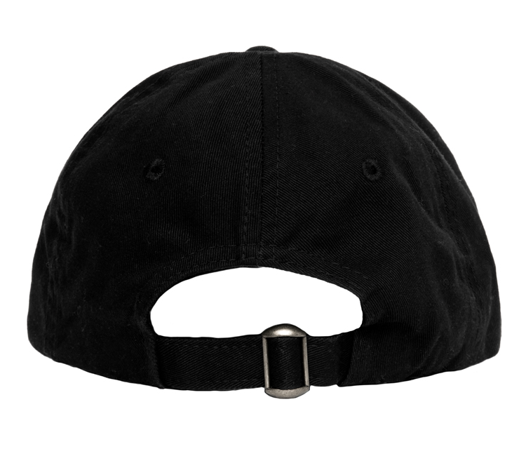 Zeus Step-Dad Hat Black/Black