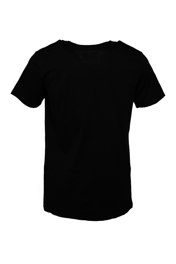 Stirling V-Neck - Black