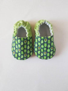 57e076cae36 Avocado Baby Shoes – Roo Babe