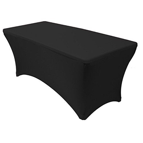 Stretch Spandex 8 ft Rectangular Table