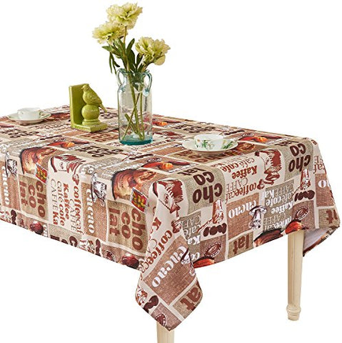 YEMYHOM Modern Printed Spill Proof Cloth Rectangle