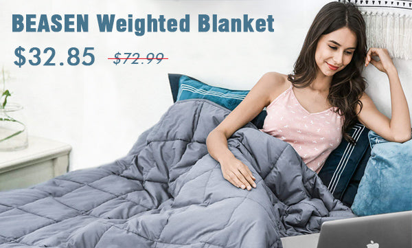 Product Review - BEASEN Weighted Blanket