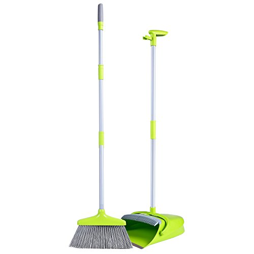 Broom and Dustpan Set