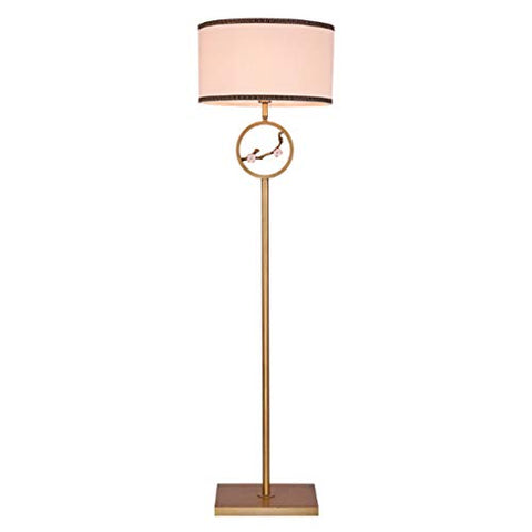MUSERAY  Floor Lamps Floor Lamp for Living Room Lighting Simple Design Tall Lamps for Living Room, Bedroom, Office and Study Room
