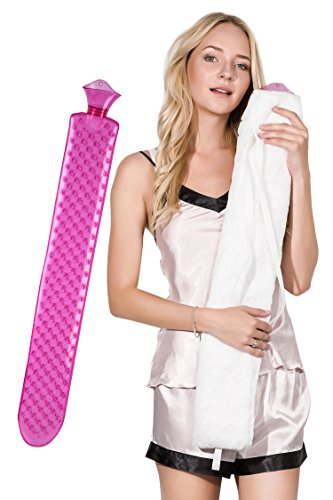 Peterpan PVC Extra-Long Hot Water Bottle