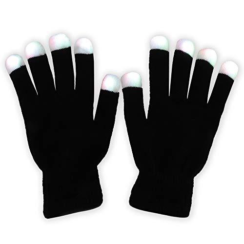 LED Gloves Finger Light up