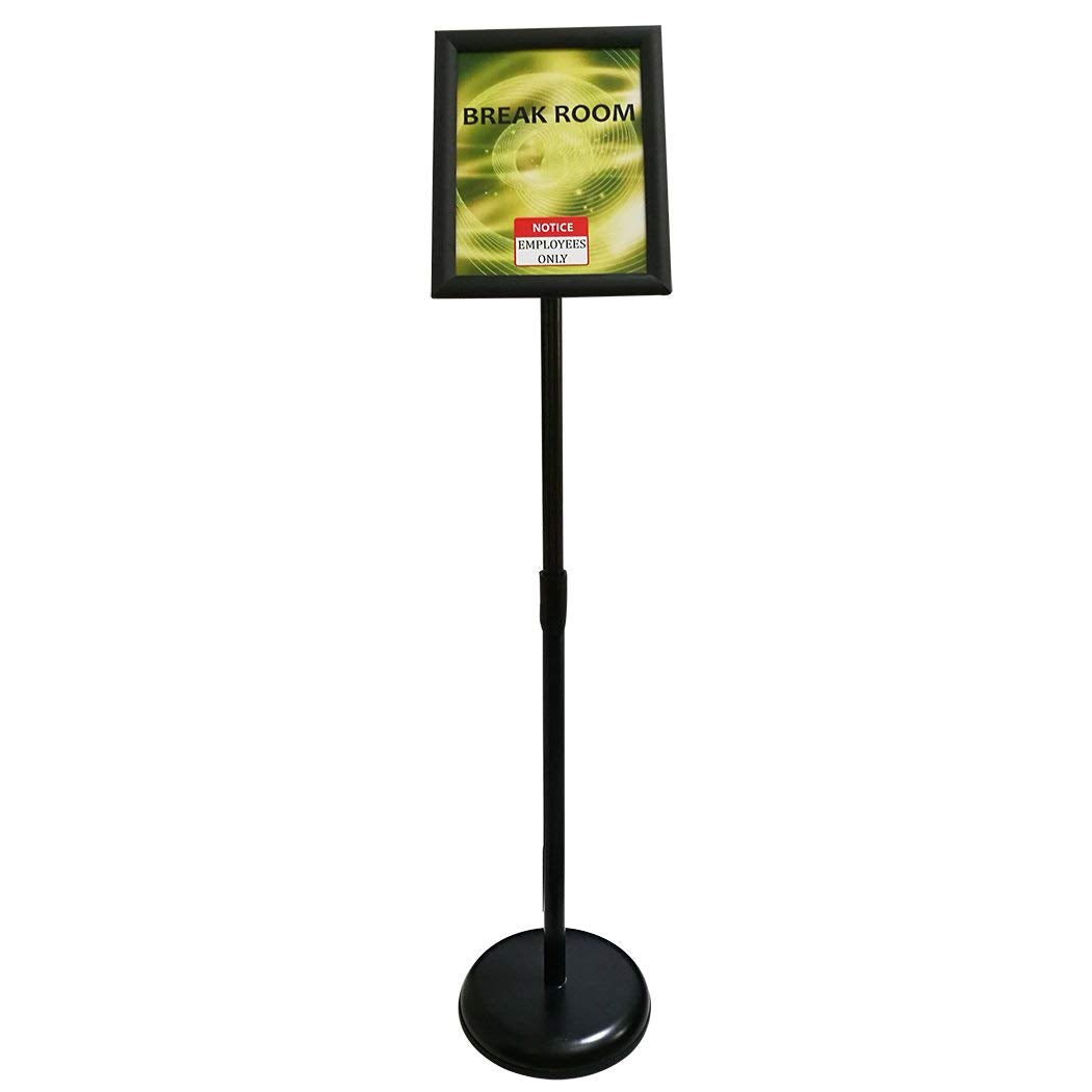 HAITIAN Sign Holder Poster Stand