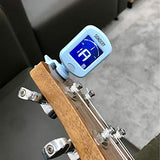 SONDERY Clip Chromatic Tuner for Guitar Bass Ukulele - Sondery Tuner Easy to Tune with One Button Operation for All String Instruments