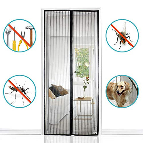 ScreenYET Magnetic Screen Door, 36