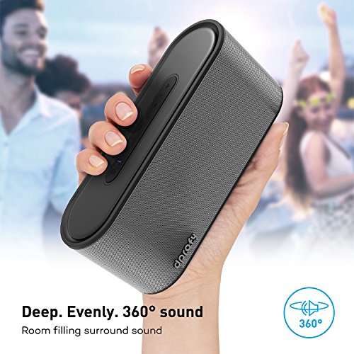 Bluetooth Speaker 20W Portable Stereo Speaker for iPhone,Samsung