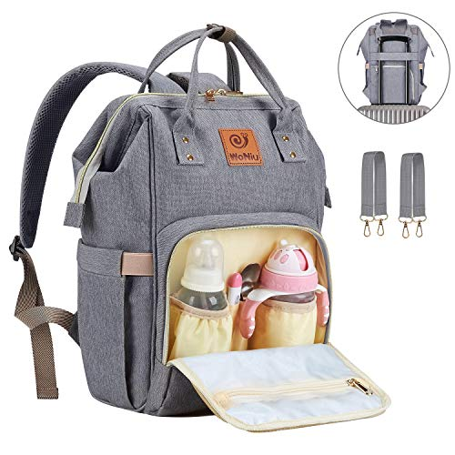 Multifunction Waterproof Diaper Backpack