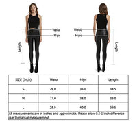Women's Faux Leather Legging Pants High Waist Skinny Outfit