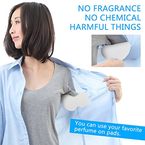 Armpit Sweat Pads Fight Hyperhidrosis With Underarm Sweat Pads