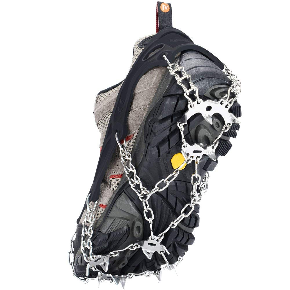 Crampon Micro Spikes ice Snow Grips Traction Cleats System