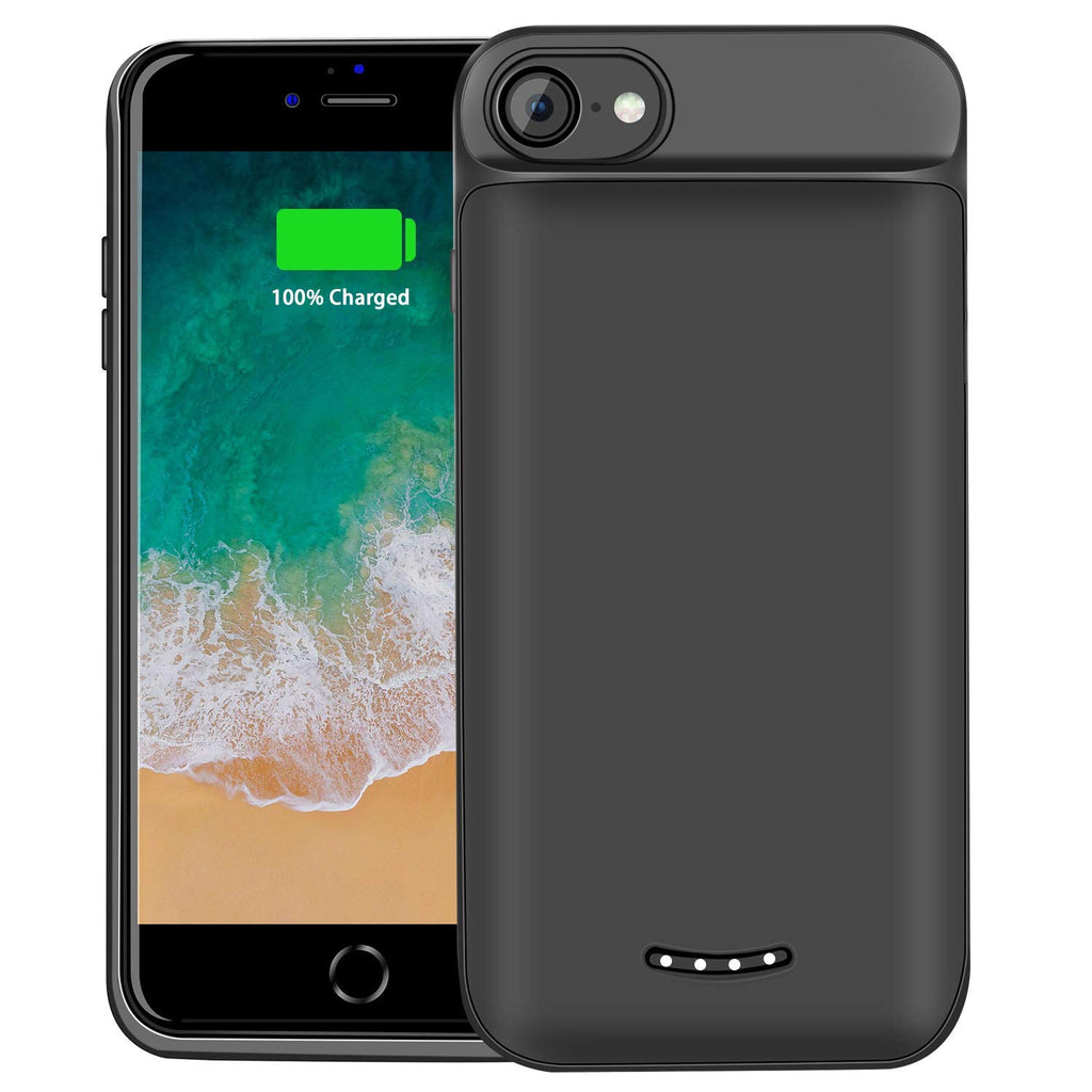 7500mAh Battery Case for iPhone 8 Plus / 7 Plus